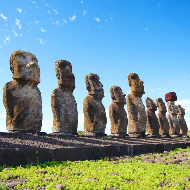 Easter Island October 2009