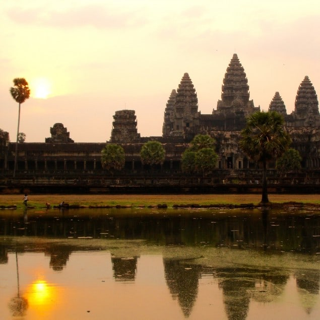 Cambodia holiday ideas