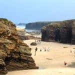 Catedrales beach