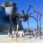 The Guggenheim spider