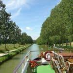 Cruising the Burgundy canal