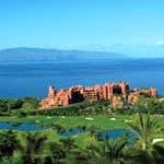 Tenerife is hot in November