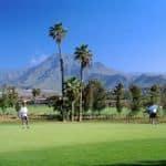 Excellent golf courses