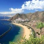 Tenerife has golden beaches