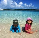 Toddler friendly holidays