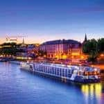 River cruise in Bratislava
