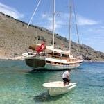 Gulet sailing holiday in Turkey