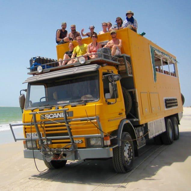 Oasis Overland adventure holidays