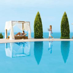 Hot holidays in October in Kos