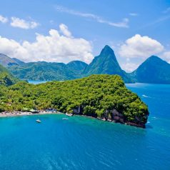 Best Caribbean holidays in St Lucia