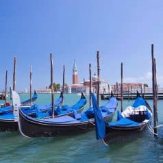 Celebrate your anniversary in romantic Venice