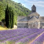 Provence is hot in August