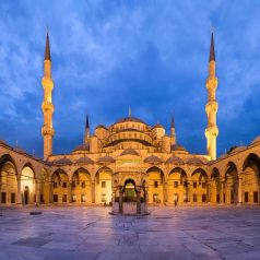 Istanbul is a great destination in March