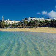 hottest Canary Island